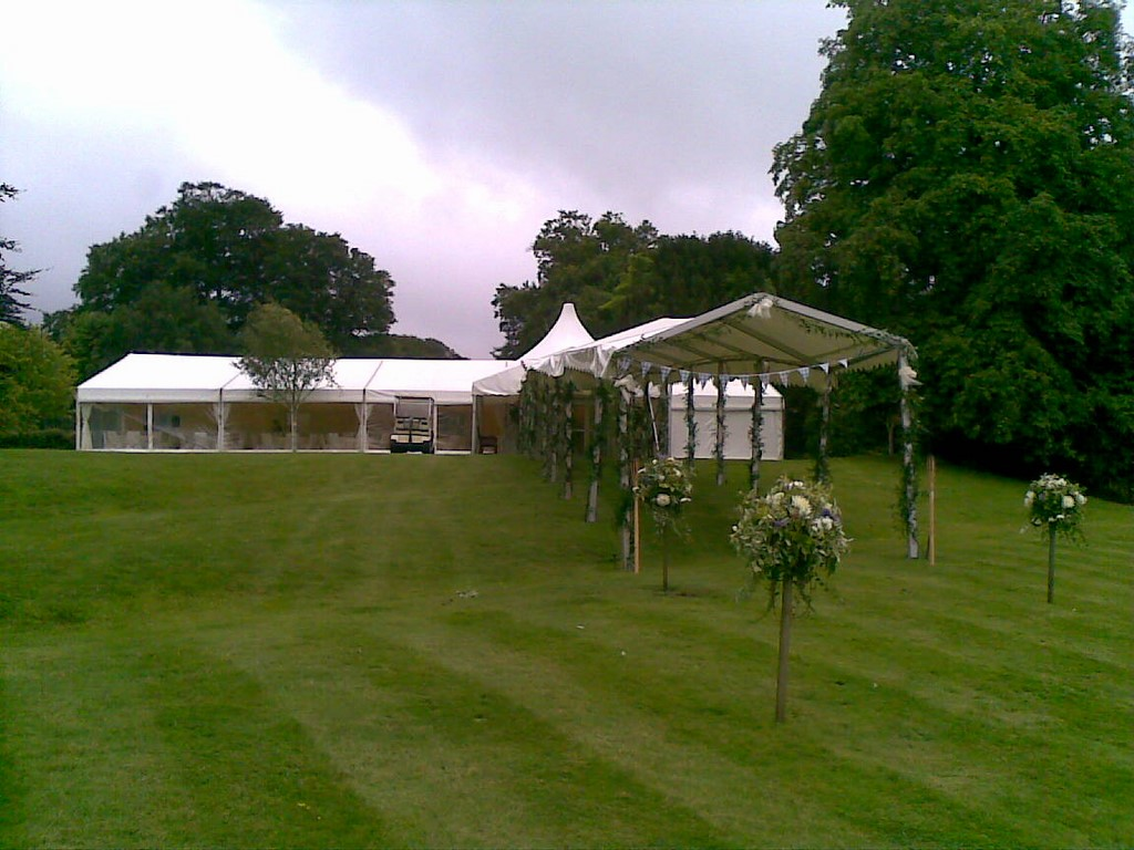 marquee hire essex area